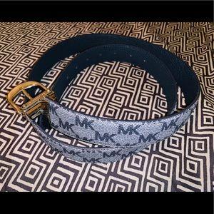 Mk womens belt